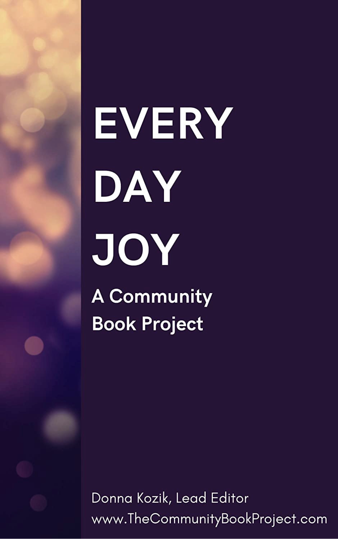 Everyday Joy book cover